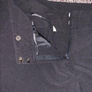 Worthington Shorts - Worthington Womans Black Long Shorts SZ.14P